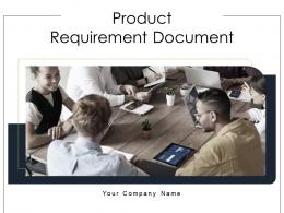 Product Requirement Document Powerpoint Presentation Slides