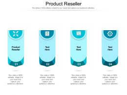 Product Reseller Ppt Powerpoint Presentation Outline Rules Cpb
