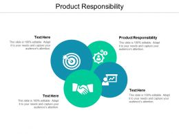 Product Responsibility Ppt Powerpoint Presentation Model Designs Download Cpb