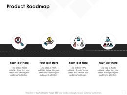 Product Roadmap Communication Management Ppt Powerpoint Presentation Show Infographic Template