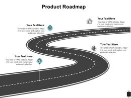 Product Roadmap Financial Planning Ppt Powerpoint Presentation Outline Show