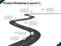 Product Roadmap Layout 1 Location Information Ppt Powerpoint Information