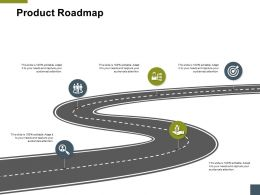 Product Roadmap Planning Process A188 Ppt Powerpoint Presentation Model Good