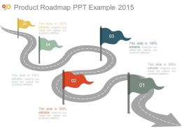Product Roadmap Ppt Example 2015