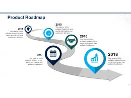 Product Roadmap Ppt Ideas
