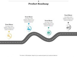 Product Roadmap Ppt Infographics Example Introduction