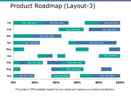 Product Roadmap Ppt Styles Example Topics