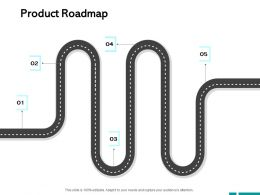 Product Roadmap Process Planning A419 Ppt Powerpoint Presentation Infographics Design