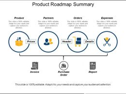 Product Roadmap Summary