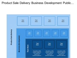 Product Sale Delivery Business Development Public Accounting Internal Auditing