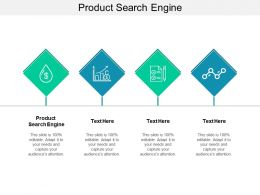 Product Search Engine Ppt Powerpoint Presentation Infographics Rules Cpb