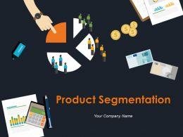 Product Segmentation Powerpoint Presentation Slides