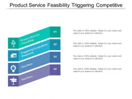 Product Service Feasibility Triggering Competitive Response Transforming Auto Industry