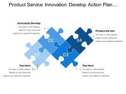 Product Service Innovation Develop Action Plans Marketing Growth