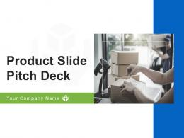 Product Slide Pitch Deck Ppt Template