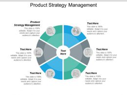 Product Strategy Management Ppt Powerpoint Presentation File Introduction Cpb