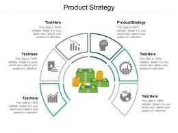 Product Strategy Ppt Powerpoint Presentation Pictures Guide Cpb