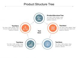 Product Structure Tree Ppt Powerpoint Presentation Pictures Mockup Cpb