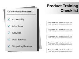 product_training_checklist_example_ppt_presentation_Slide01