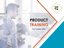 Product Training Powerpoint Presentation Slides