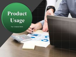 Product Usage Powerpoint Presentation Slides