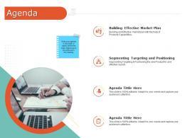 Product USP Agenda Ppt Powerpoint Presentation Outline Maker