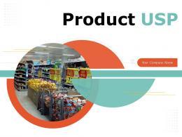 Product USP Powerpoint Presentation Slides