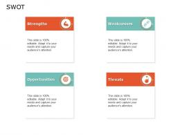 Product USP Swot Ppt Powerpoint Presentation Gallery Samples