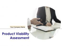 Product Viability Assessment Powerpoint Presentation Slides