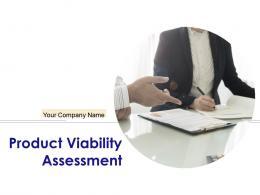 Product Viability Assessment Powerpoint Presentation Slides