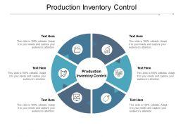 Production Inventory Control Ppt Powerpoint Presentation Portfolio Visual Aids Cpb
