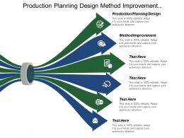 Production Planning Design Method Improvement Motion Study