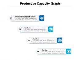 Productive Capacity Graph Ppt Powerpoint Presentation Pictures Outline Cpb