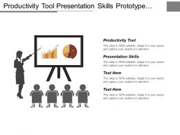 Productivity Tool Presentation Skills Prototype Development Productivity Enhancement