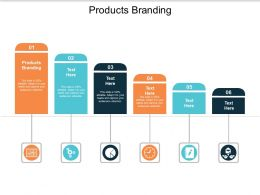 Products Branding Ppt Powerpoint Presentation Show Good Cpb