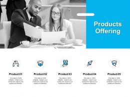Products Offering Product Ppt Powerpoint Presentation File Summary
