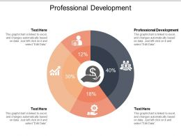 Professional Development Ppt Powerpoint Presentation Model Design Inspiration Cpb