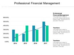 Professional Financial Management Ppt Powerpoint Presentation Infographic Template Layouts Cpb