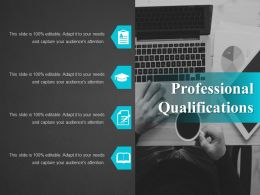 Professional Qualifications Ppt Deck
