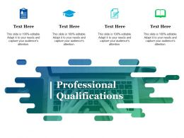 Professional Qualifications Ppt Pictures Clipart Images