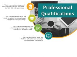 Professional Qualifications Ppt Slide Examples