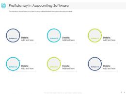 Proficiency In Accounting Software Outsourcing Ppt Powerpoint Presentation Slides Outfit