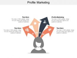 Profile Marketing Ppt Powerpoint Presentation Inspiration Introduction Cpb