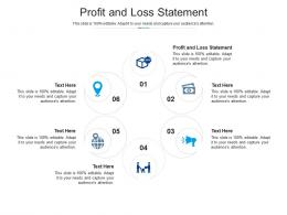 Profit And Loss Statement Ppt Powerpoint Presentation Model Gridlines Cpb