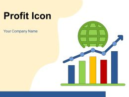 Profit Icon Financial Investment Strategic Planning Business