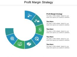 Profit Margin Strategy Ppt Powerpoint Presentation Infographic Template Rules Cpb