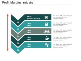 Profit Margins Industry Ppt Powerpoint Presentation Icon Design Inspiration Cpb