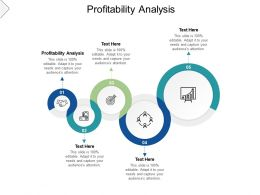 Profitability Analysis Ppt Powerpoint Presentation Pictures File Formats Cpb
