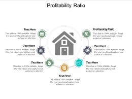 Profitability Ratio Ppt Powerpoint Presentation Portfolio Master Slide Cpb