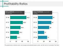 Profitability Ratios Ppt Inspiration Rules